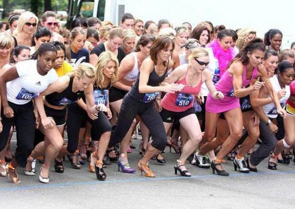 running-in-high-heels-