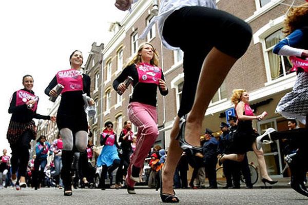 running-in-high-heels